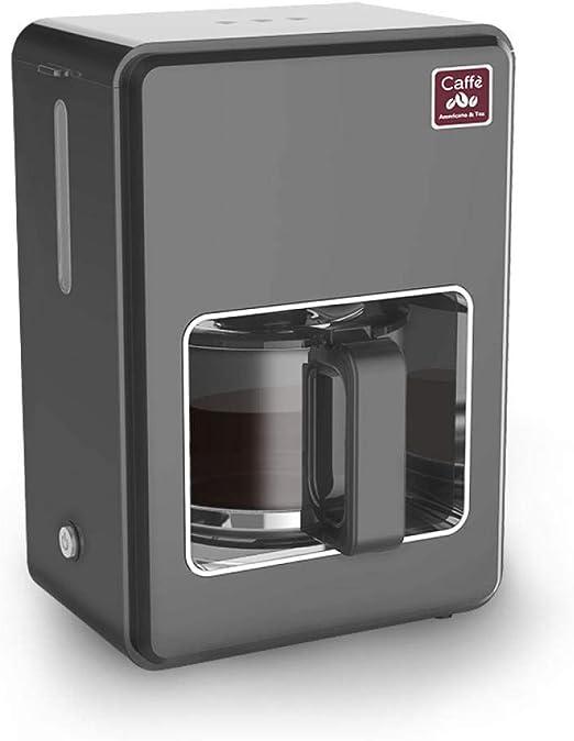 Cafetera de goteo, totalmente automática, pequeña, una máquina ...