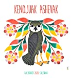 Kenojuak Ashevak 2020 Wall Calendar (English and French Edition)