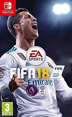 FIFA 18 (Nintendo Switch) UK IMPORT