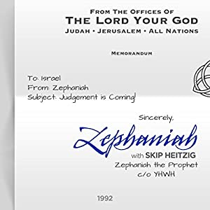 36 Zephaniah - 1992 Speech