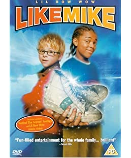 Like Mike / Like Mike 2: Street Ball Double Pack [DVD] [2002]