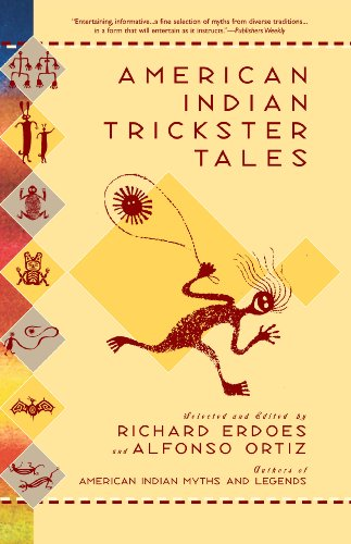 American indian trickster tales myths and legends kindle edition american indian trickster tales myths and legends by erdoes richard fandeluxe Image collections