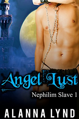 Angel Lust: An M/M Mpreg Angel/Demon Fantasy Romance (Nephilim Slave Book 1)