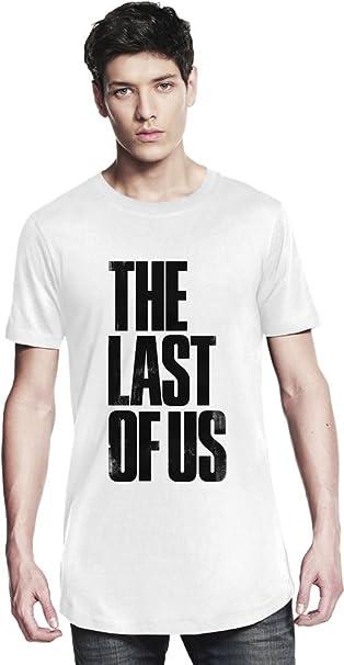 The Accesorios es Last Ropa X Amazon Y Us Camiseta Logo Larga Large Of ppzK67qwxr