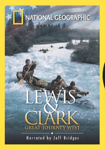 National Geographic - Lewis & Clark - Great Journey - Stores West County