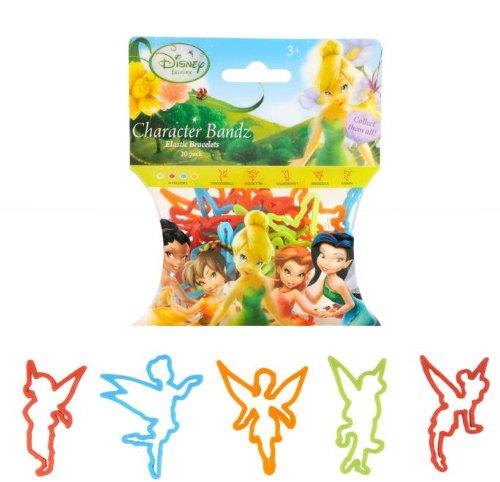 Forever Collectibles Disney Fairies Logo Bandz *12ct Packs (240 Bandz)* by Forever Collectibles (Image #1)