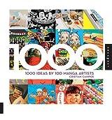 [(1000 Ideas by 100 Manga Artists )] [Author: Cristian Campos] [Oct-2011]
