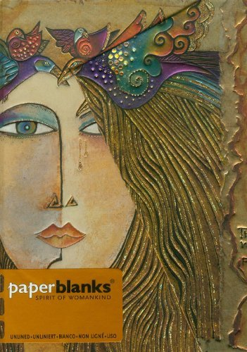 By Paperblanks Book Company Soul and Tears Unlined (Laurel Burch) [Hardcover]