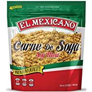 El Mexicano Minced/Textured Vegetable Soy Protein 16 oz