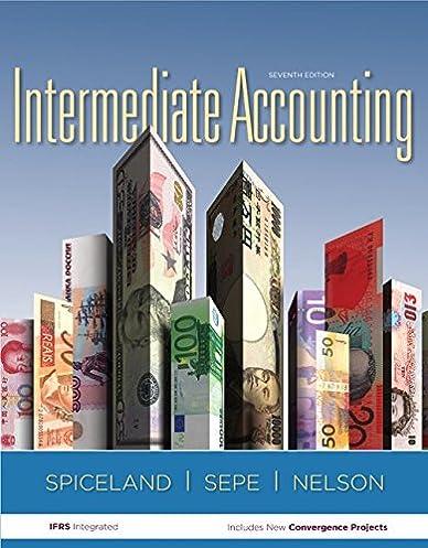 amazon com intermediate accounting with annual report rh amazon com