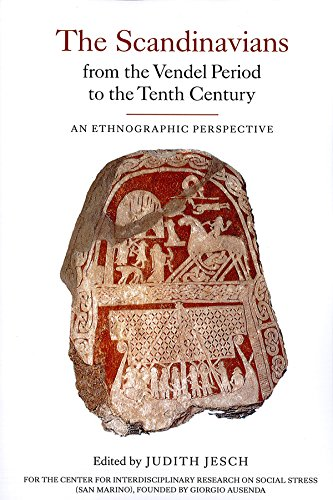 The Scandinavians from the Vendel Period to the Tenth Century: An Ethnographic Perspective (Studies in Historical Archaeoethnology)