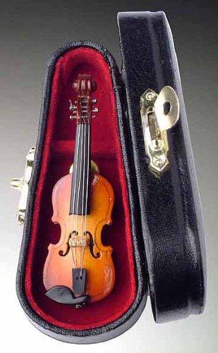 (Broadway Violin Pin Pin w Instrument Case Musical Gift)