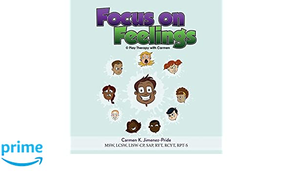 Focus on Feelings: Learning about my Feelings: Amazon.es ...