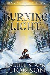 Burning Light (The Seventh World Trilogy Book 2)