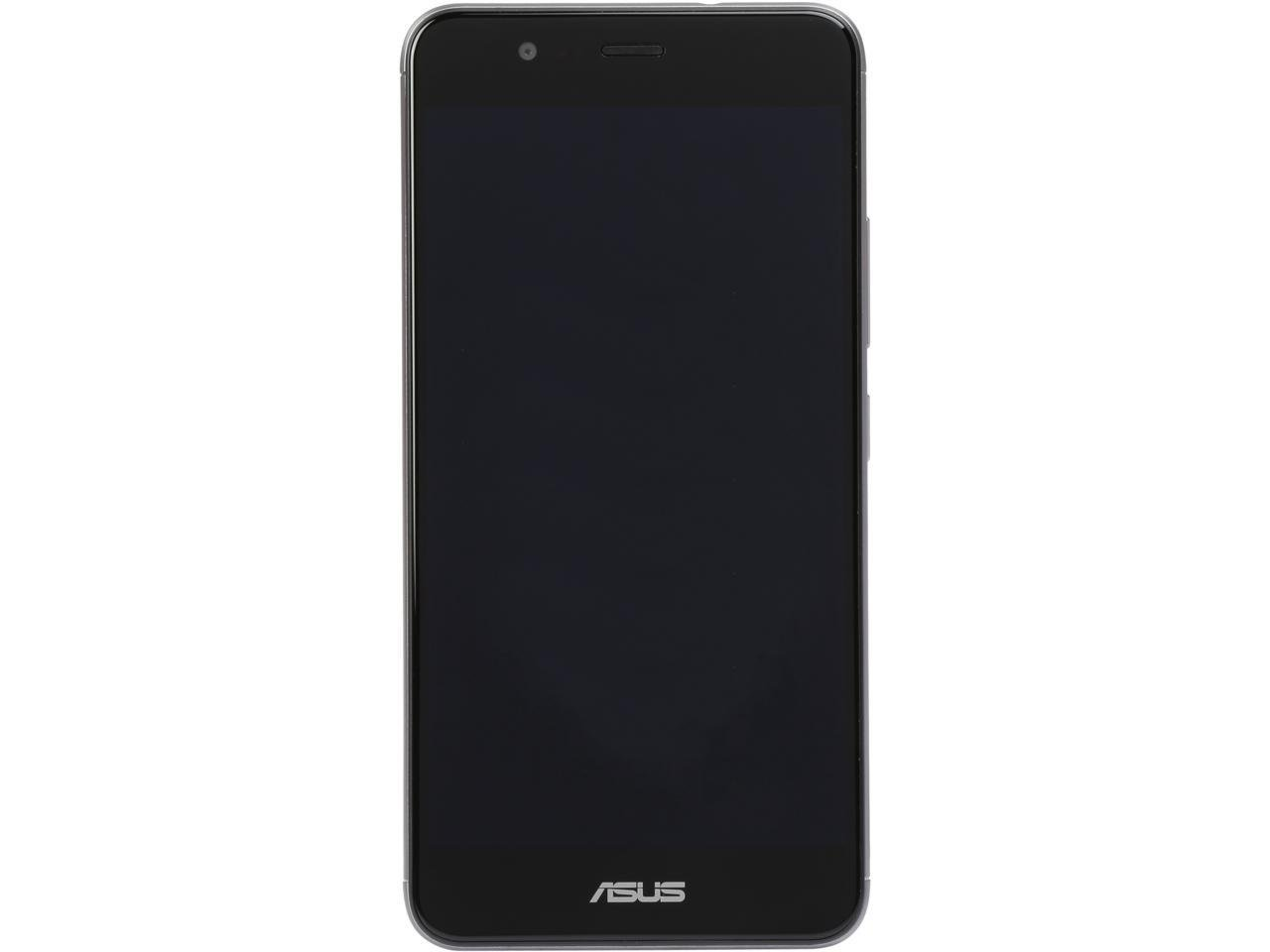 ASUS ZenFone 3 MAX ZC520TL Smartphone, 5.2-inch, 16GB (Titanium Gray) (Certified Refurbished) by Asus (Image #8)