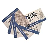 Ultimate Survival Technologies Learn & Live Cards - Knot Cards