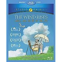 The Wind Rises (Blu-ray + DVD)