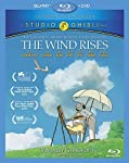 Cover Image for 'Wind Rises, The  (2-Disc Blu-ray +DVD Combo Pack)'