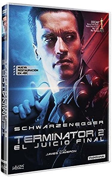Terminator 2: El juicio final [DVD]: Amazon.es: Arnold ...