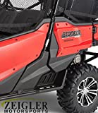 Honda 16-17 PIONEER1K-5 Genuine Accessories Color Panels (Red)