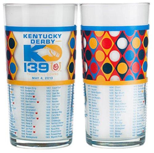 2013 Kentucky Derby 139 Mint Julep -