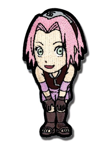 Naruto Shippuden 4361 Sakura Patch Miniature Novelty Toys,,