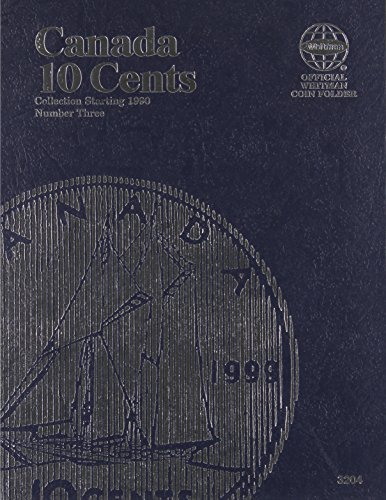 Canadian 10 Cents: Collection Starting 1990 Number Three