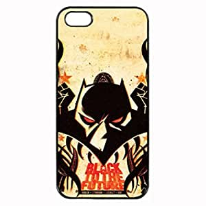 Black Panther Black Panther Mask Photo Hard Case , iPhone 5 5S Case , Fashion Image Case Diy, Personalized Custom Durable Case For iPhone 5 & iPhone 5S