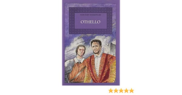 Student Edition Othello Harcourt Shakespeare