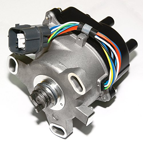 (Brand New Compatible Ignition Distributor 30100-P75-A03 LOT 905-035 for 96-01 Acura Integra LS RS SE 1.8L OBD2 TD85U)