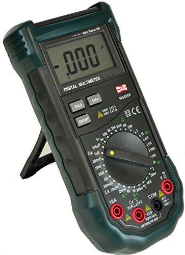 Swell Sinometer Digital Multimeter Multitester Dmm Ac Dc A V Capacitor Wiring Digital Resources Llinedefiancerspsorg
