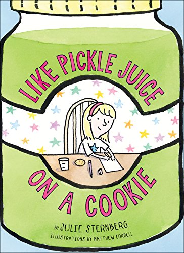 Like Pickle Juice on a Cookie (Eleanor)