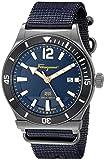 Salvatore Ferragamo Men's FF3210015 FERRAGAMO 1898 Sport Analog Display Quartz Blue Watch