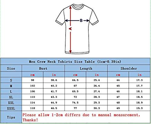 Qianyi Maoyi B Maoyi Hombre Camiseta Qianyi qrrUYxZ0