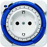 Theben - TIMER 26 - Prise programmable - Blanc (Import Allemagne)