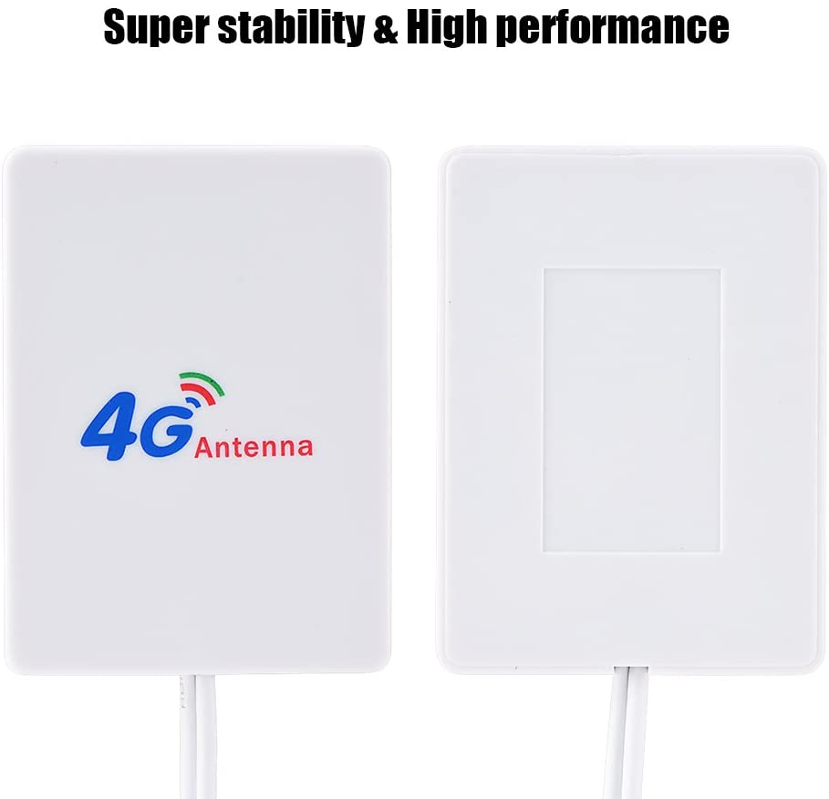 SMA Masculino 28dbi High Gain 4G 3G LTE Antena de Amplificador de se/ñal para enrutador m/óvil para Huawei E398//E3276//E392 Nimoa Amplificador de se/ñal de Antena