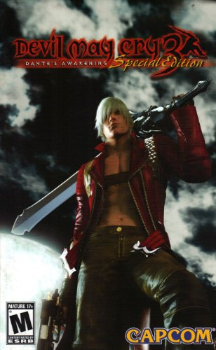 Devil May Cry 3 Special Edition PS2 Instruction Booklet (PlayStation 2 Manual Only - NO GAME) [Pamphlet only - NO GAME INCLUDED] Play Station 2