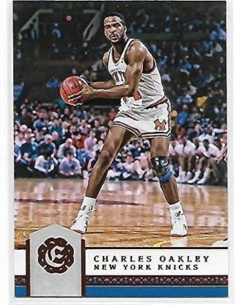 2410b848e Amazon.com  2016-17 Panini Excalibur  200 Charles Oakley New York ...