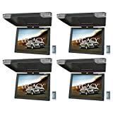 "Best LEGACY TV Mounts - NEW LEGACY 15"" LCD TFT Car/SUV/TRUCK Flip Down Review"