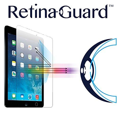 Click to buy RetinaGuard Anti-UV, Anti-blue Light Tempered Glass Screen protector for iPad mini/iPad mini 2/iPad mini 3 - SGS & Intertek Tested - Blocks Excessive Harmful Blue Light, Reduce Eye Fatigue and Eye Strain - From only $36.95