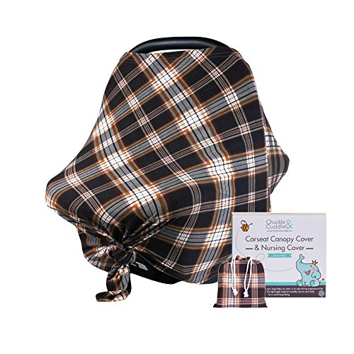 nursing breastfeeding cover scarf by chuckle cuddle full coverage poncho car seat canopy. Black Bedroom Furniture Sets. Home Design Ideas