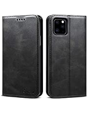 Elehome Premium PU Leather Wallet Case for iPhone 11 Series