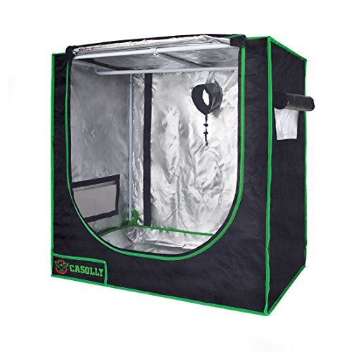 Casolly Germinate Grow Tents 36''x24''x36'' for Hydroponic Indoor Planting 3'X3' by Casolly