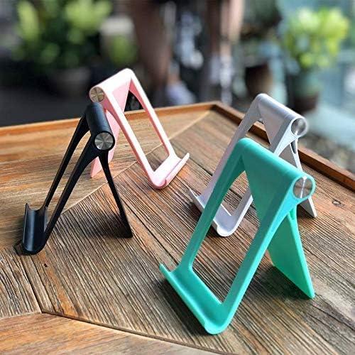 タブレットPCのデスクトップには、創造的な怠惰ユニバーサル携帯卓上電話ホルダーブラケットをスタンド (Color : A)