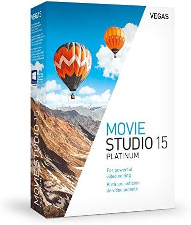 VEGAS Movie Studio 15 Platinum [並行輸入品]