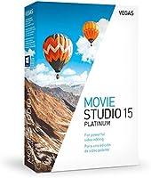 VEGAS Creative Software Vegas Movie Studio 15 Platinum - Powerful Tools For Video Editing