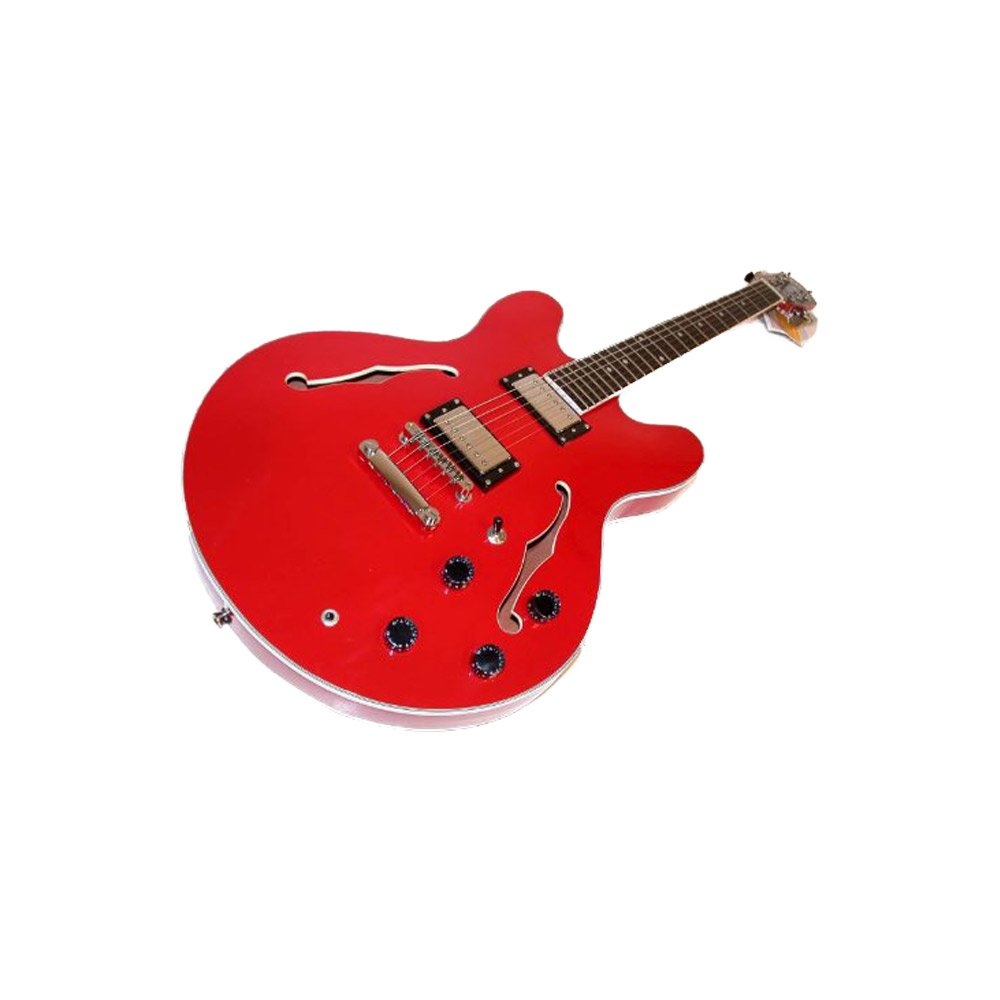 Oscar Schmidt OE30CH-A Semi-Hollow-Body Electric Guitar