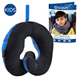 BCOZZY Kids Chin Supporting Travel Pillow- Keeps the Child's Head from Bobbing up