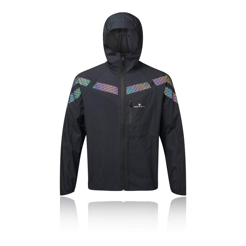 Ronhill Infinity Nightfall Chaqueta Impermeable, Hombre Sportdifferent