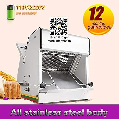 Amazon.com: TX® Máquina cortador de pan, máquina de cortar ...